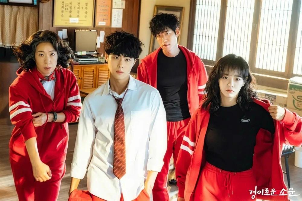 韩剧《惊奇的传闻》收视率2.7%6.7%,成为收视冠军!